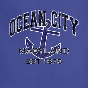 Ocean City Maryland Est 1875 - Adjustable Apron