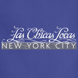 LCL White Logo NYC! - Adjustable Apron