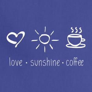 Love Sunshine Coffee - Adjustable Apron