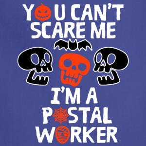 I'm Postal Worker T Shirt - Adjustable Apron