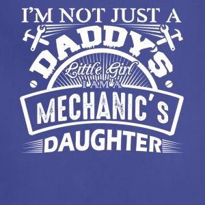 Mechanic Daughter Shirt - Adjustable Apron
