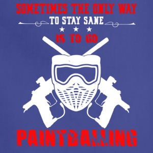 Paintballing Tee Shirt - Adjustable Apron