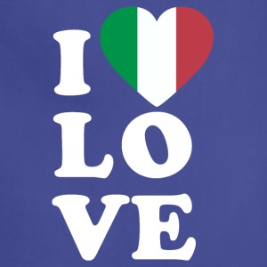 I love Italy - Adjustable Apron
