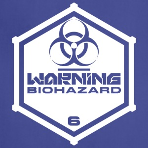 Warning: Biohazard - Adjustable Apron