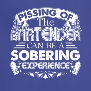 Bartender Tee Shirts - Adjustable Apron