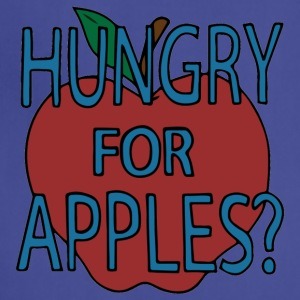 Hungry For Apples by Jerry Smith - Adjustable Apron