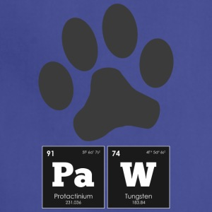 Periodic Elements: PaW - Adjustable Apron