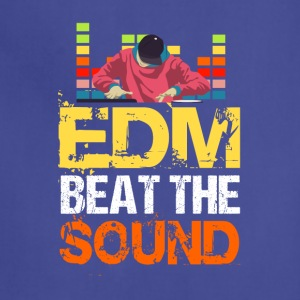 EDM Beat The Sound - Adjustable Apron