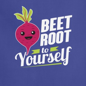Beet Root To Yourself - Adjustable Apron