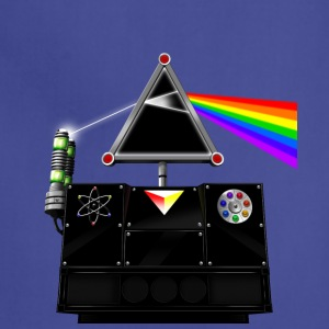 This Island Earth Interocitor Dark Side Prism - Adjustable Apron