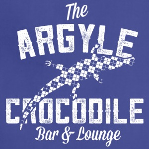 Argyle Crocodile T Shirt - Adjustable Apron