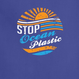 Stop Ocean Plastic - Adjustable Apron