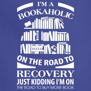 I'm A On Bookholic The Road To Discovery - Adjustable Apron