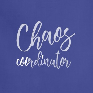 Chaos coordinator shirt - Adjustable Apron