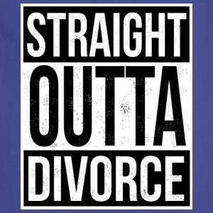 Straight Outta Divorce - Adjustable Apron