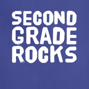 Second grade rocks - Adjustable Apron