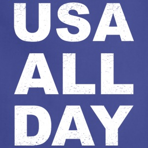 USA All Day - Adjustable Apron