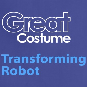 Transforming Robot - Adjustable Apron