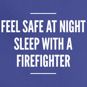 Sleep with a Firefighter - Adjustable Apron