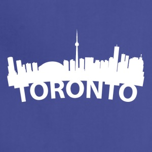 Arc Skyline Of Toronto Ontario Canada - Adjustable Apron