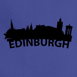 Arc Skyline Of Edinburgh Scotland - Adjustable Apron