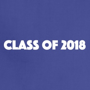 class of 2018 - Adjustable Apron