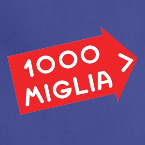 1000 miglia - Adjustable Apron