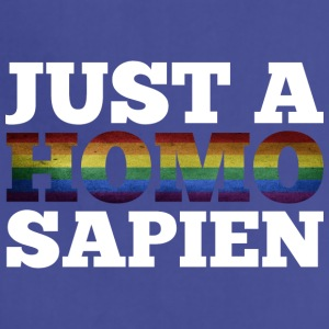 JUST A HOMO SAPIEN - Adjustable Apron