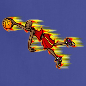 basketball_player_in_fire - Adjustable Apron