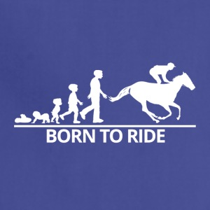 Born to ride - Adjustable Apron