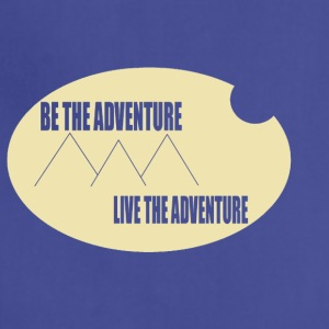 Be The Adventure - Adjustable Apron