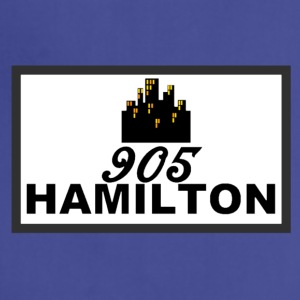 905 HAMILTON CITY #RepYourCity - Adjustable Apron