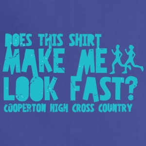 Does This Shirt Make Me Look Fast Cooperton High C - Adjustable Apron