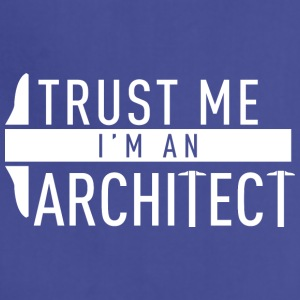 Trust me i'm an architect - Adjustable Apron