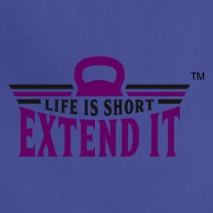 LIFEISSHORTEXTENDIT - Adjustable Apron