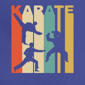 Vintage Karate Graphic - Adjustable Apron