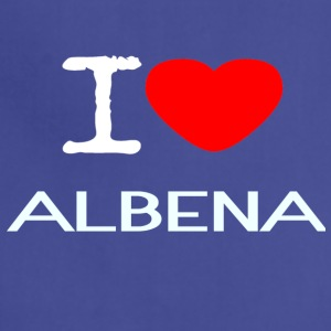 I LOVE ALBENA - Adjustable Apron