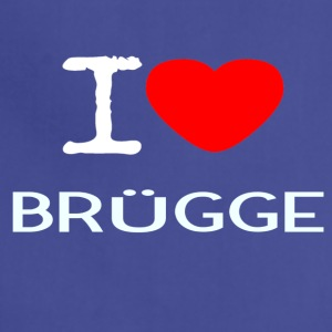 I LOVE BRUEGGE - Adjustable Apron
