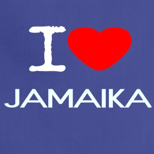 I LOVE JAMAIKA - Adjustable Apron