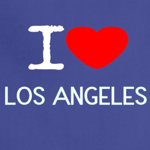 I LOVE LOS ANGELES - Adjustable Apron