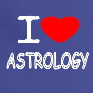 I LOVE ASTROLOGY - Adjustable Apron