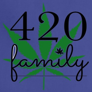 420 Family Weed - Adjustable Apron