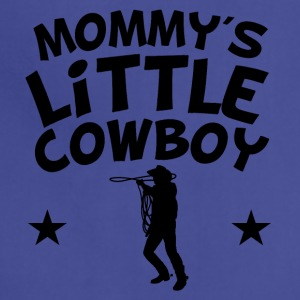 Mommy's Little Cowboy - Adjustable Apron