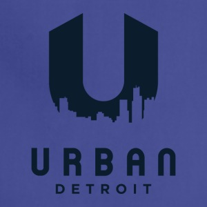 Urban Detroit - Adjustable Apron