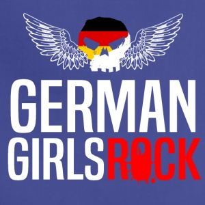 GERMAN GIRLS ROCK - Adjustable Apron