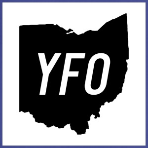YFO Ohio Border Cutout Design - Adjustable Apron
