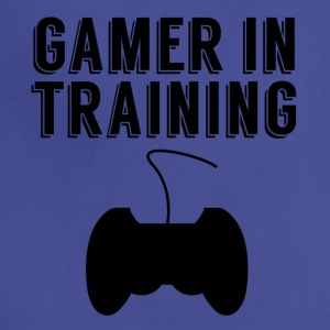 Gamer In Training - Adjustable Apron