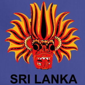 Sri Lanka Mask - Adjustable Apron