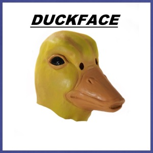 Duckface - Adjustable Apron