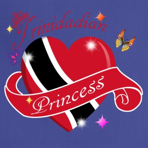 Trinidadian Princess designs - Adjustable Apron